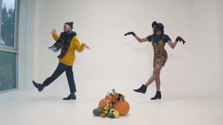 【Ari。Ki】Happy Halloweenを踊ってみた