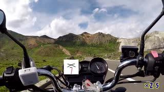 【YBR】メンタルヘラって休職したのでバイクで日本一周【03】