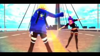 【MMD杯ZERO2参加動画】アリスとパチュリーで「DAYBREAK FRONTLINE」【東方MMD】