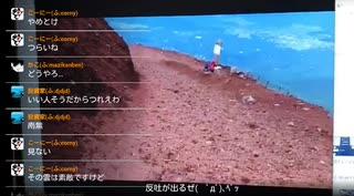 富士登山滑落てつさんの笑顔