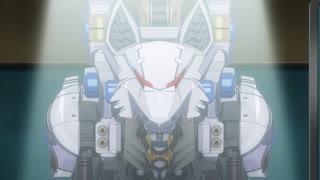 ゾイドワイルド ZERO 第5話「裏切りのガトリングフォックス」