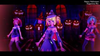 【MMD】Happy Halloween
