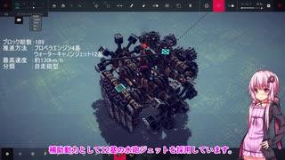 【Besiege】第3回P1グランプリCブロック出場パンジャン「FP304」紹介動画