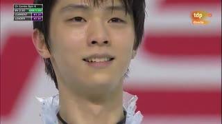 【スペイン実況】羽生結弦 2019 スケート