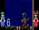 ゆっくりによるレトロゲーム実況ロックマン4part6(ボス戦バスター縛り)