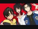 【ヒプマイMMD】眼鏡の山田三兄弟まとめ【アクセサリ配布あり】