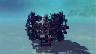 【Besiege】第3回P1グランプリAブロック出場機体紹介「フォークトパンジャン」