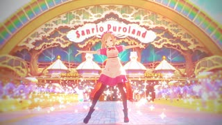 【MMD】Alice in Musicland(short ver.)【モーション配布】