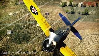 【WarThunder】 テキトー空戦記76 F2A-1