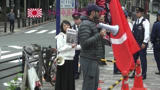 チャネル桜田 反日テレビ局TBSに対し街宣活動其ノ5