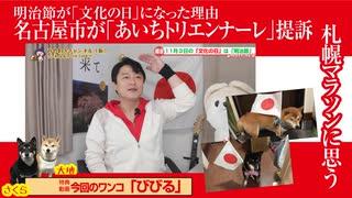 うったえてやる!「あいちトリエンナーレ」東京マラソンから札幌マラソンへ|みやわきチャンネル(仮)#622Restart481