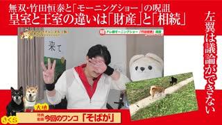 【臨界突破】竹田無双「モーニングショー」は「サマー」から「サン」へ。皇室と王室の違いは「財産」と「相続」|みやわきチャンネル(仮)#624Restart483