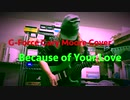 Because of Your Love Gary Moore Cover