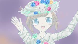 【手描き第五人格】エマちゃんが幽霊プリンセスに変身するだけ