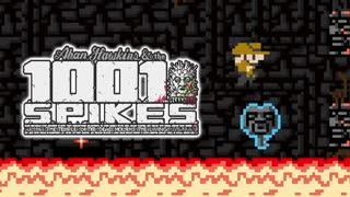 【1001 Spikes】初見殺しで死に狂う2人実況♯5