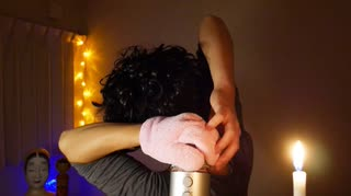 [ASMR] 眠らせ屋ロールプレイ -もこもこ手袋編- [音フェチ]