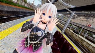 【MMD】金曜日のおはよう【IA】【カメラ配