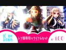 【レア様専用マテリアルセットv1.00配布】プラネタリウムの真実【MMD杯ZERO2】
