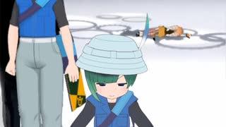 【MMD杯ZERO2参加動画】三次創作のラグナロク【けもフレR】