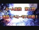 【MHWI*ニコ生】アイスンボボはじめました 激闘!ベヒーモス初戦!【第二狩】