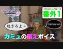 日本語カミュと英語カミュ、あなたはどっち派???【ドラクエ11S・番外1】カミュの萌えボイス「起きろよ」
