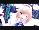 【MMD杯ZERO2】東方のかわいい 未来景イノセンス【MMD-LIVE】