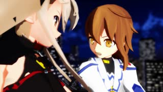 【MMD杯ZERO2】魔法艦隊リリカルこれくし
