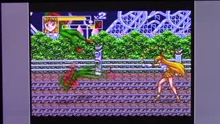 【実況・ファミコンナビ Vol.437】美少女戦士セーラームーン(MegaDrive・GENESIS)