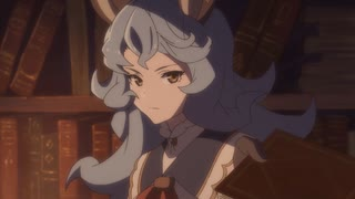 GRANBLUE FANTASY The Animation Season2 #06「霧に包まれた島」