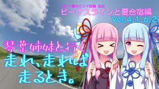 琴葉姉妹と行く 走れ、走れば、走るとき。ビーナスラインと夏合宿編Vol.4.1.6.2【VOICEROID車載】