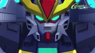 【X,∀,AGE紹介PV】新作『SDガンダム ジー