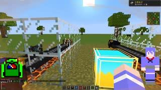 【Minecraft】駆逐艦結月の熱と力学#04