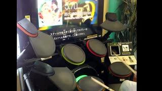GITADORA NEX+AGE ドラムを普通にプレ