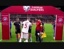 《EURO2020》 【予選:グループF】 [第9節] スペイン vs マルタ(2019年11月15日)