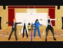 【鬼滅のMMD】ダンスロボットダンス(キメツ学園(教師))