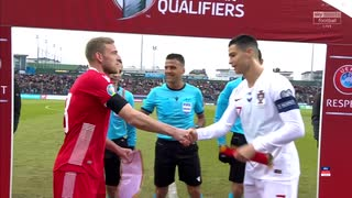 《EURO2020》 【予選:グループB】 [第10(最終)節] ルクセンブルク vs ポルトガル(2019年11月17日)