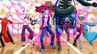 【Fate/MMD】秦国敵でS.I.N(USA)&ラストダンス【始皇帝祭装モデル配布あり】