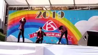 【Anastacia】【わせおど】天才ロック 踊