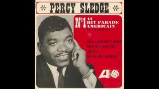 1966年04月16日 洋楽 「男が女を愛する時」(パーシー・スレッジ)