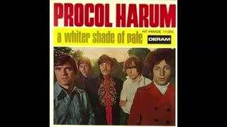 1967年05月12日 洋楽 「青い影」(プロコル・ハルム)