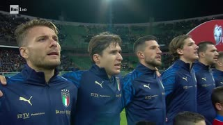 《EURO2020》 【予選:グループJ】 [第10(最終)節] イタリア vs アルメニア(2019年11月18日)