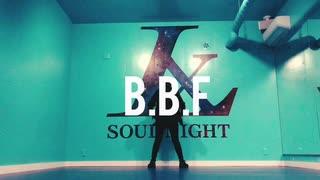 【ぱるぷんて@るちゃ】B.B.F【踊ってみた