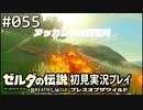 【実況】#055:ゼルダの伝説 ブレスオブザワイルド 初見実況プレイ