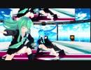 【東方MMD】六兆年&ヒバナ【天さな+レイアリ】【ぱんつ注意】【MMD】