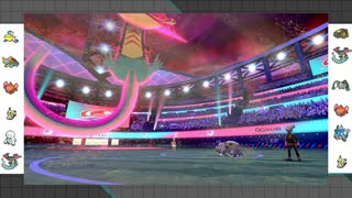 【ポケモン剣盾】まったりランクバトルinガラル 6【ドラパルト】