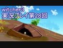 探し人を求めてwitcher3実況プレイ第28回