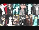 【1人で12人歌ってみた】ヒプノシスマイク Division All Stars 「ヒプノシスマイク -Alternative Rap Battle-」covered by ZUCCHi