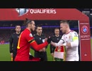 《EURO2020》 【予選:グループD】 [第10(最終)節] ウェールズ vs ハンガリー(2019年11月19日)