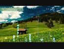 【優しいオリジナル曲】Windflowers 風中の花・青い空の感じ【AKURA】