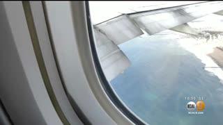 フィリピン航空のボーイング機、ロサンゼルス空港に緊急着陸(米)